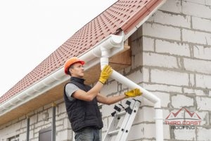 Gutter repairs and replacements are best handled by experts