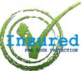 We are insured for your protection!